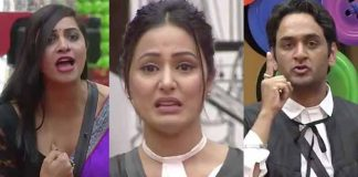 Bigg Boss 11: Vikas Gupta Accuses Hina Khan Over Arshi Khan And Zubair Khan's Fight- Watch Video!