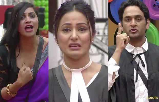 Bigg Boss 11: Vikas Gupta Accuses Hina Khan Over Arshi Khan And Zubair Khan's Fight- Watch Video!