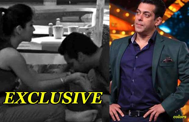 EXCLUSIVE Bigg Boss 11: Puneesh Sharma And Bandgi Kalra Try Making-Out In The Bathroom, Salman Khan REACTS!