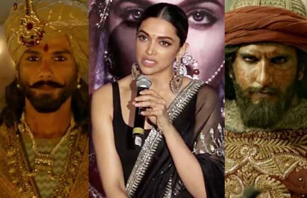 Watch: Deepika Padukone's Reaction On Being Paid More Than Ranveer Singh, Shahid Kapoor For Padmavati!
