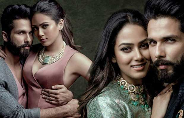 Shahid Kapoor-Mira Rajput's Killer Chemistry On Magazine Cover Will Leave You Awestruck!