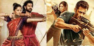Salman Khan-Katrina Kaif's Tiger Zinda Hai BREAKS Baahubali 2's Record!