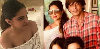 Here's What Happened When Deepika Padukone And Katrina Kaif Came Under The Same Roof At Shah Rukh Khan's Birthday Bash!