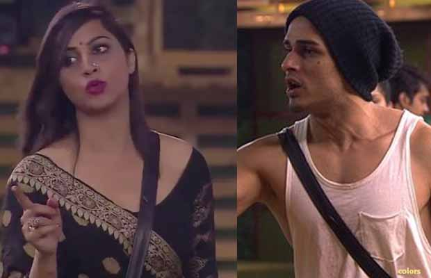 Bigg Boss 11: Arshi Khan Claims Priyank Sharma Is Gay, Hina Khan Breaks Down!