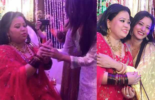 Bharti Singh's Pre-Wedding Ceremony!