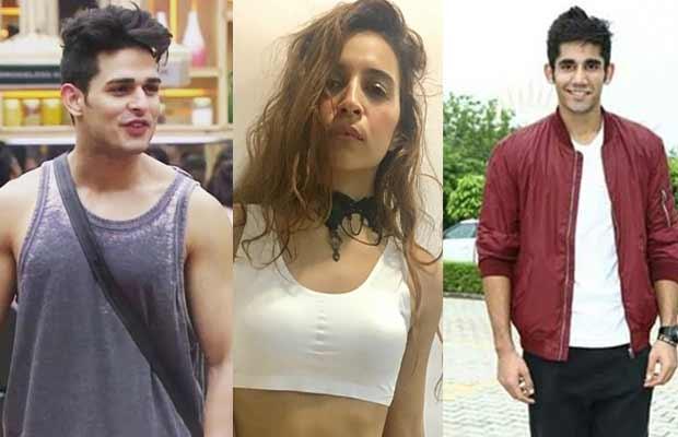Bigg Boss 11: Benafsha Soonawalla Gets Close To Priyank Sharma Inside The House, Boyfriend Varun Sood Reacts!