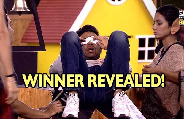 bigg boss 11 winner