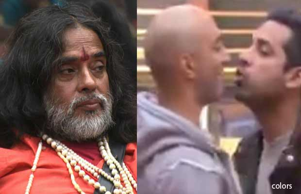 Bigg Boss 11: Akash Dadlani Compares Puneesh Sharma With Swami Om, Here's What Happened Next- Watch Video!
