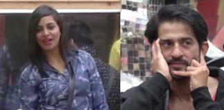Bigg Boss 11: Arshi Khan's Vulgar Song Leaves Hiten Tejwani Embarrassed