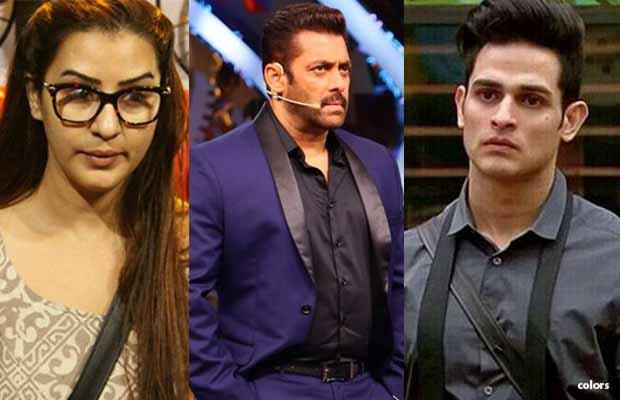 Bigg Boss 11: Priyank Sharma Again BODY SHAMES Shilpa Shinde, To Be On Salman Khan's Target Again?