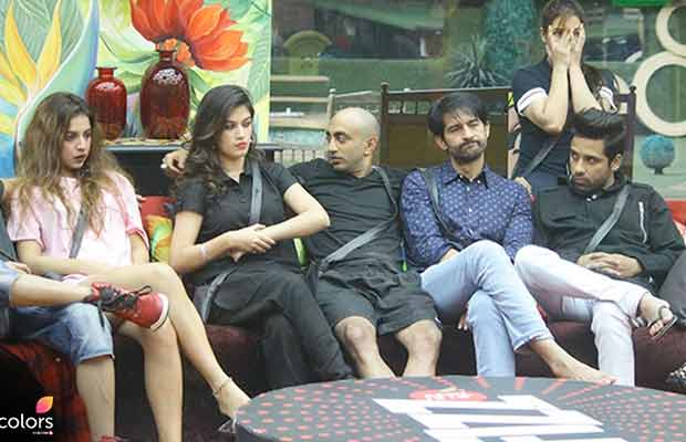 bigg boss 11 jail