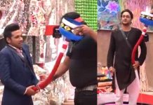 bigg boss 11 vikas gupta puneesh sharma