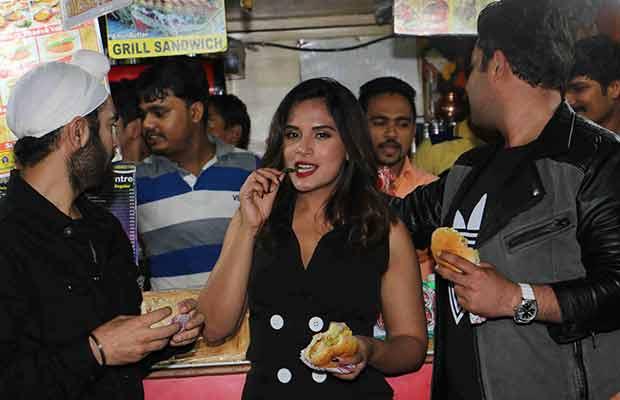 Fukrey Returns Cast Visited Famous Fukra Spots In Mumbai