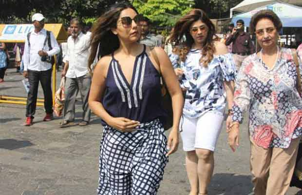 Inside Photos: Katrina Kaif, Alia Bhatt, Sidharth Malhotra And Others At Shah Rukh Khan's Pre-Birthday Bash!