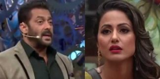 Bigg Boss 11 Weekend Ka Vaar: Salman Khan Takes Arshi Khan's Side Over Hina Khan- Watch Video!
