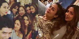 Inside Photos: Kareena Kapoor Khan, Malaika Arora, Karisma Kapoor Party All Night With Their Gang!
