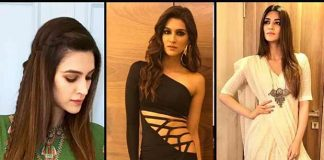 Kriti Sanon's Hair Game Sets Major Goals