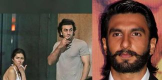 Ranveer Singh Reacts On Ranbir Kapoor's Viral Pics With Pakistani Actress Mahira Khan!