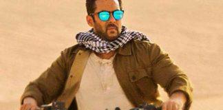 Tiger On Prowl In Abu Dhabi: Salman Khan Rides A Quad Bike In Liwa Desert