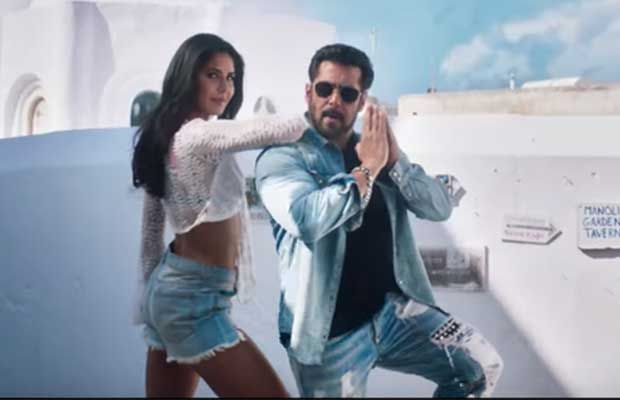 Swag Se Swagat Song From Tiger Zinda Hai: No One Can Beat Salman Khan And Katrina Kaif's Smouldering Swag!