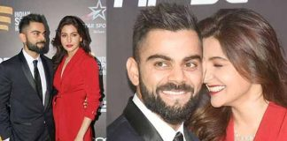 WATCH: Virat Kohli And Anushka Sharma Steal The Show At Indian Sports Honour Awards