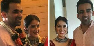 Photos: Sagarika Ghatge Gets Married To Zaheer Khan And They Look Adorable Together!