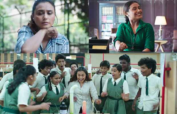 Hichki Trailer OUT: Rani Mukerji's Intriguing And Brilliant Act Will Leave You Amazed!