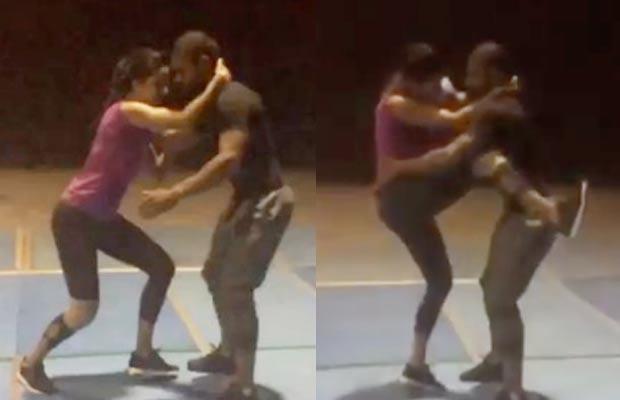 Watch: Katrina Kaif's Action Video In Tiger Zinda Hai With Salman Khan Is Wow!