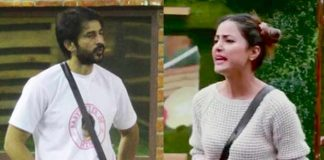 Bigg Boss 11: Hina Khan Calls Hiten Tejwani A Spineless Man, Here's How He Reacts- Watch Video!