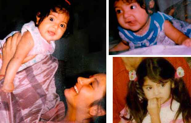 Photos: Here Are Some Of The Rarest Childhood Pictures Of The Newlywed Anushka Sharma!