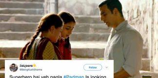 Twitterati React To Akshay Kumar's Padman Trailer!