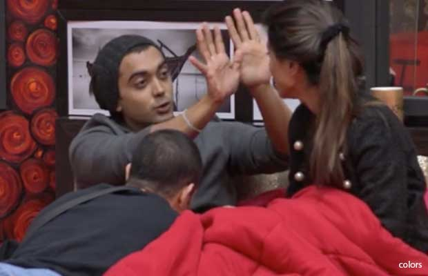 Bigg Boss 11: Hina Khan SLAPS Luv Tyagi, Here's How He Reacts!