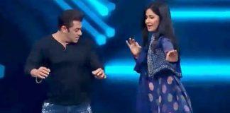 Tiger Zinda Hai: Salman Khan Fails To Groove On Katrina Kaif's Kala Chashma! Watch Video