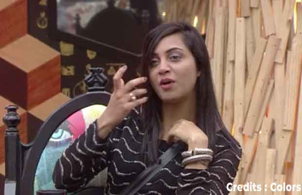 Bigg Boss 11: Arshi Khan Demands Alcohol In The House, Hiten Tejwani Suggests An Idea!