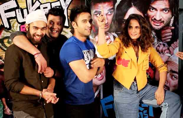 Exclusive Full Interview: Fukrey Returns' Cast Makes Funniest And Quirkiest Confessions!