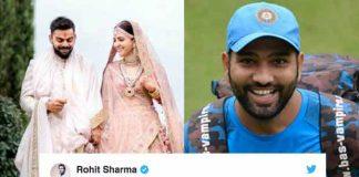 Anushka Sharma Reacts To Rohit Sharma's Advice Post Her Marriage With Virat Kohli!