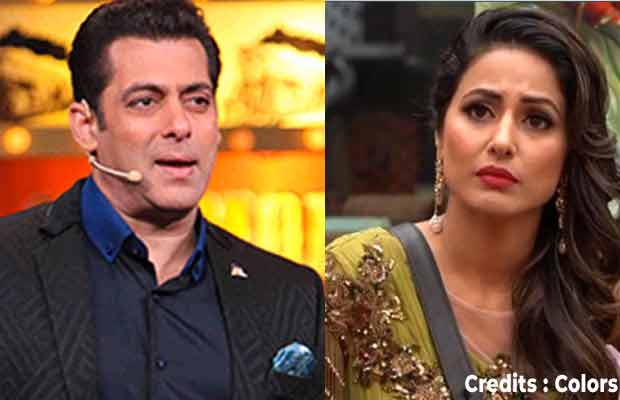 Bigg Boss 11: Hina Khan's Issues With Tap Water, Salman Khan Had Answered It Long Back - Watch Video