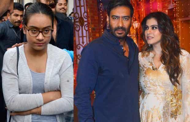 This Is What Happens When Ajay Devgn And Kajols Kids Catch Them