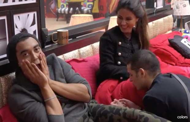 Bigg Boss 11: Hina Khan SLAPS Luv Tyagi, Here's How He Reacts!