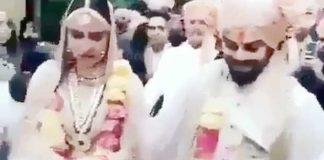Anushka Sharma Walking Beside Her Husband Virat Kohli Gets Teary: Vidaai Video