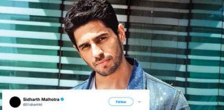 Sidharth Malhotra QUITS Twitter With This Cryptic Tweet, Is This The Reason?