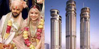 This Is Where Anushka Sharma And Virat Kohli Will Be Staying In Mumbai!