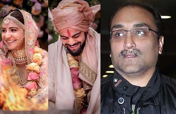 Anushka Sharma And Virat Kohli's Wedding Venue Was Suggested By THIS Man!