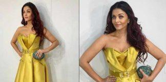 aishwarya rai bachchan gown