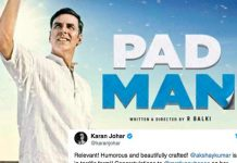 Bollywood Celebs React To Akshay Kumar Starrer Pad Man Trailer