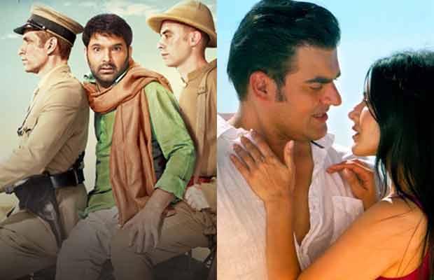 Box Office: Kapil Sharma's Firangi Vs Sunny Leone's Tera Intezaar First Monday Business!