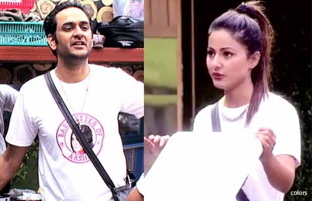 Bigg Boss 11: Vikas Gupta Becomes Mastermind Yet Again, Hina Khan Gets Desperate To Become Captain-Watch Video!