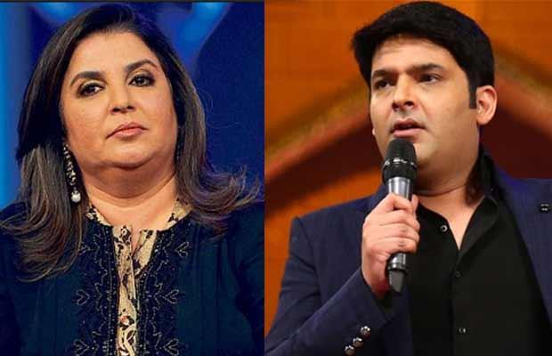 Firangi Actor Kapil Sharma Reacts To Farah Khan Calling Him Mannerless!