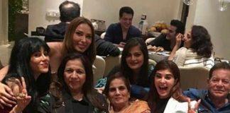 salman khan party