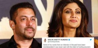 shilpa shetty salman khan